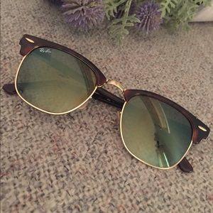 Authentic Ray-Ban polarized sunglasses